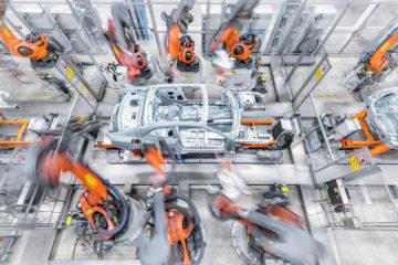 Audi Factory tour