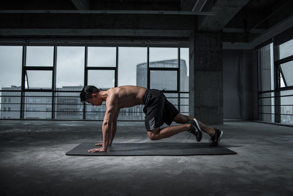 peloton home workout app