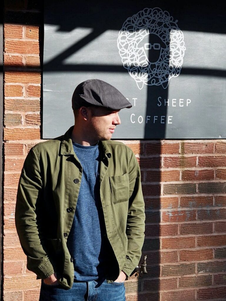 Stuart Wilson Lost Sheep Coffee