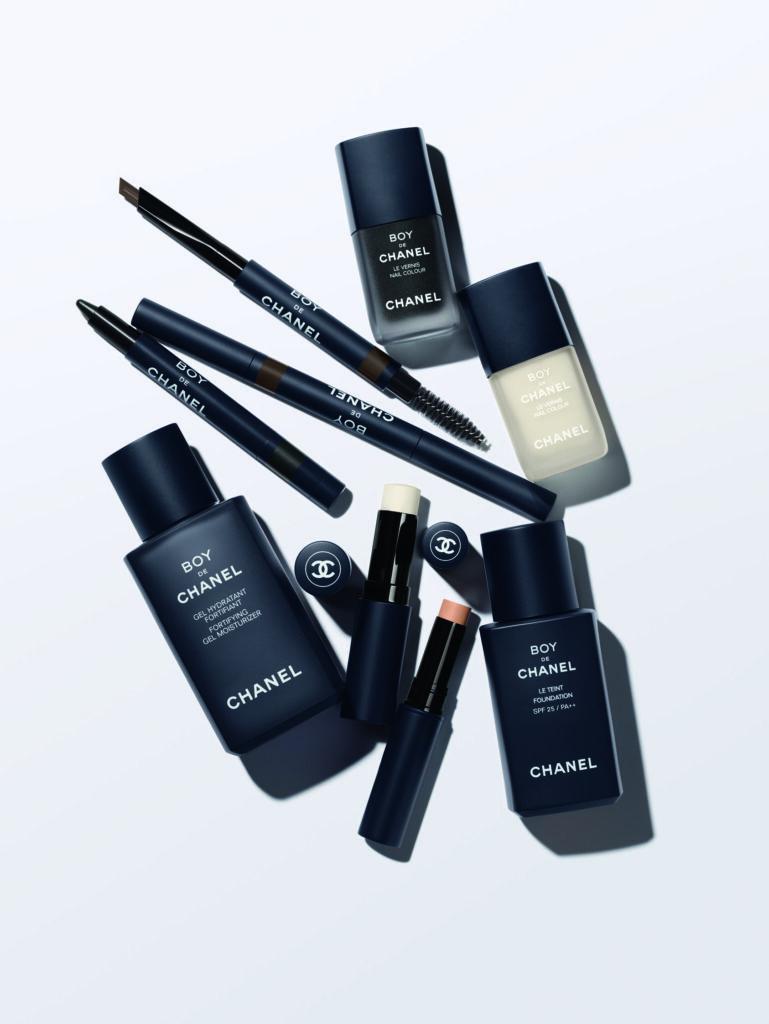 chanel mens makeup