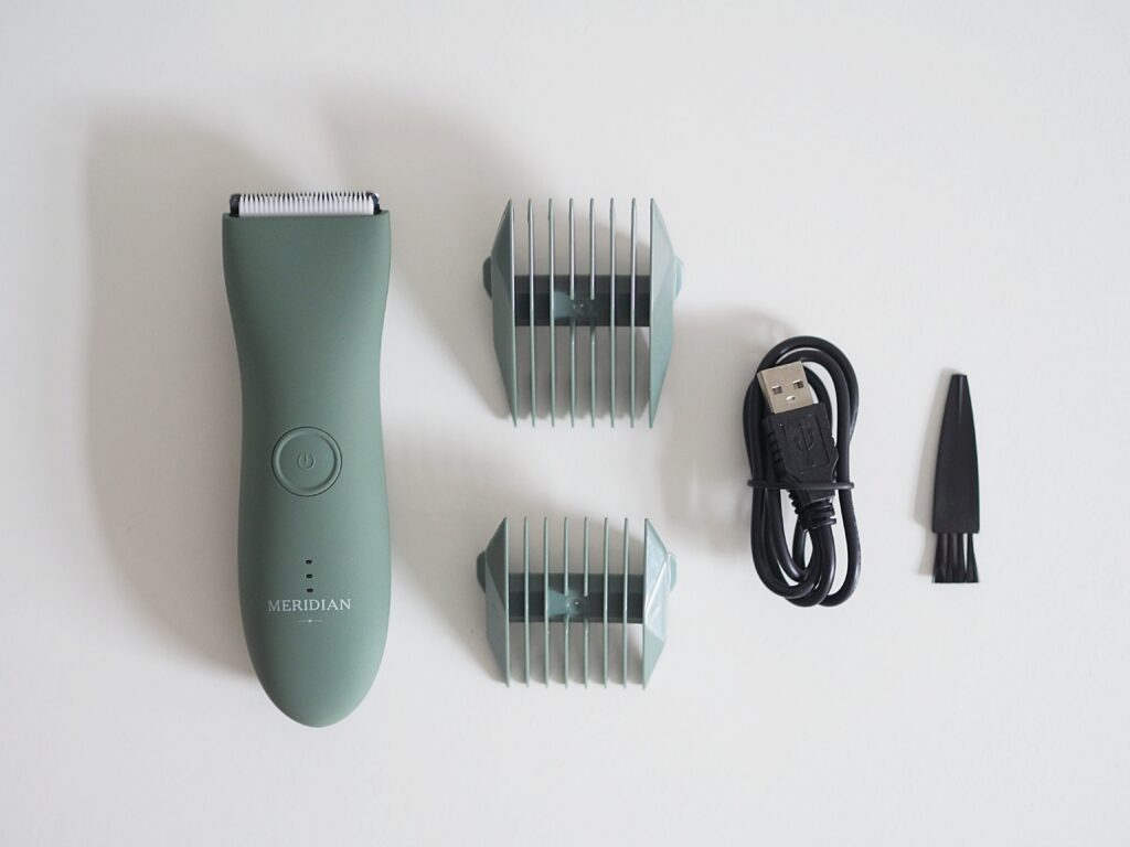mens body hair trimmer