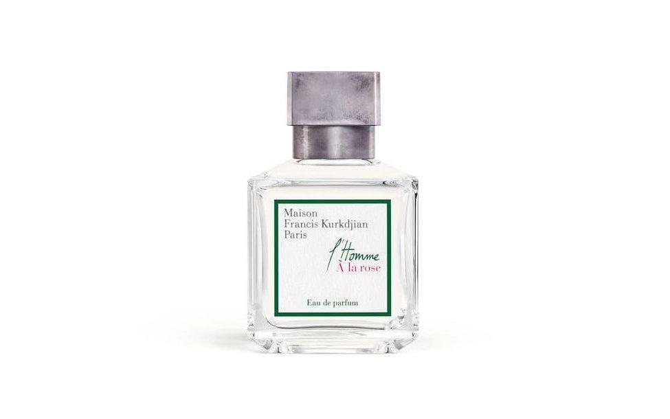 Maison Francis Kurkdjian L'Homme À la Rose bottle