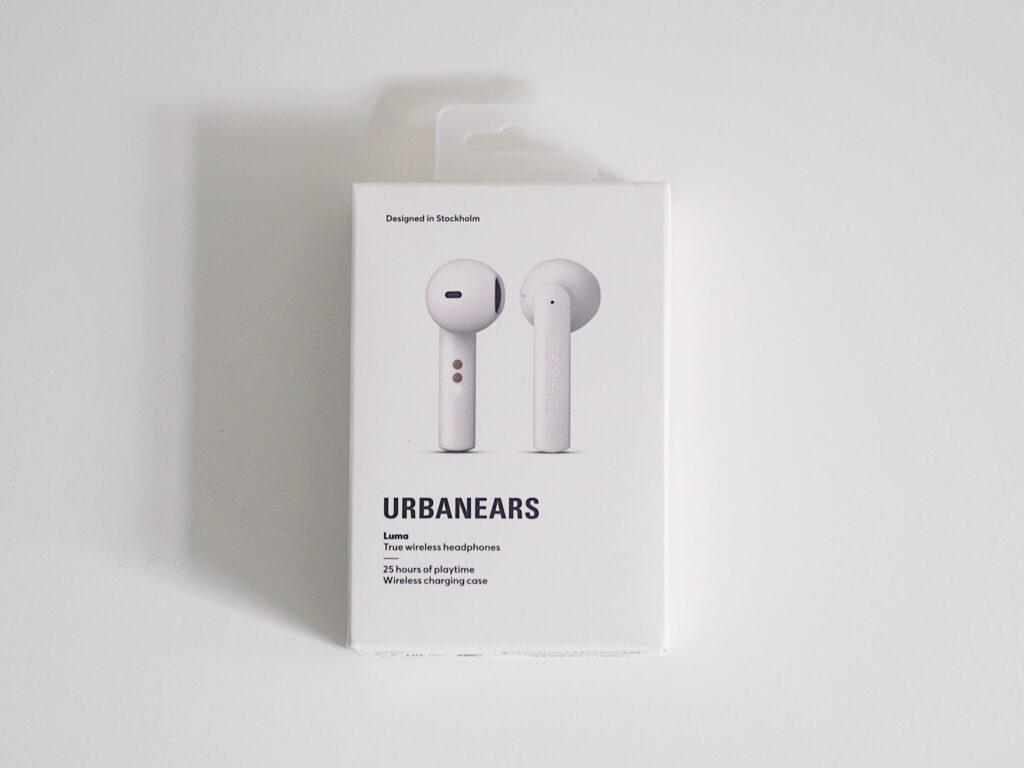 Urbanears Luma white earpods