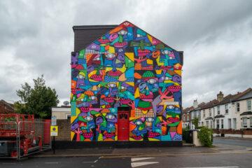 London Mural Festival