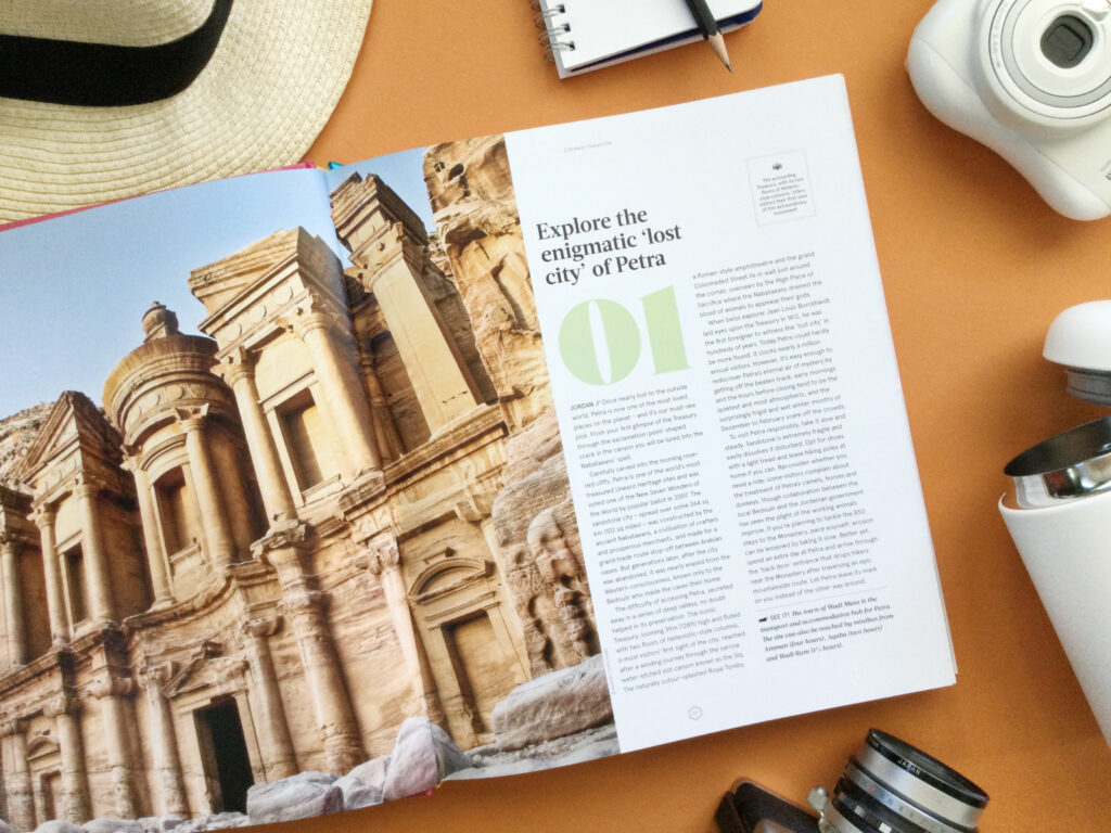 Lonely Planet Ultimate Travel Checklist