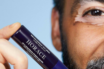 horace under eye serum
