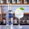 P&o cruises gin glass