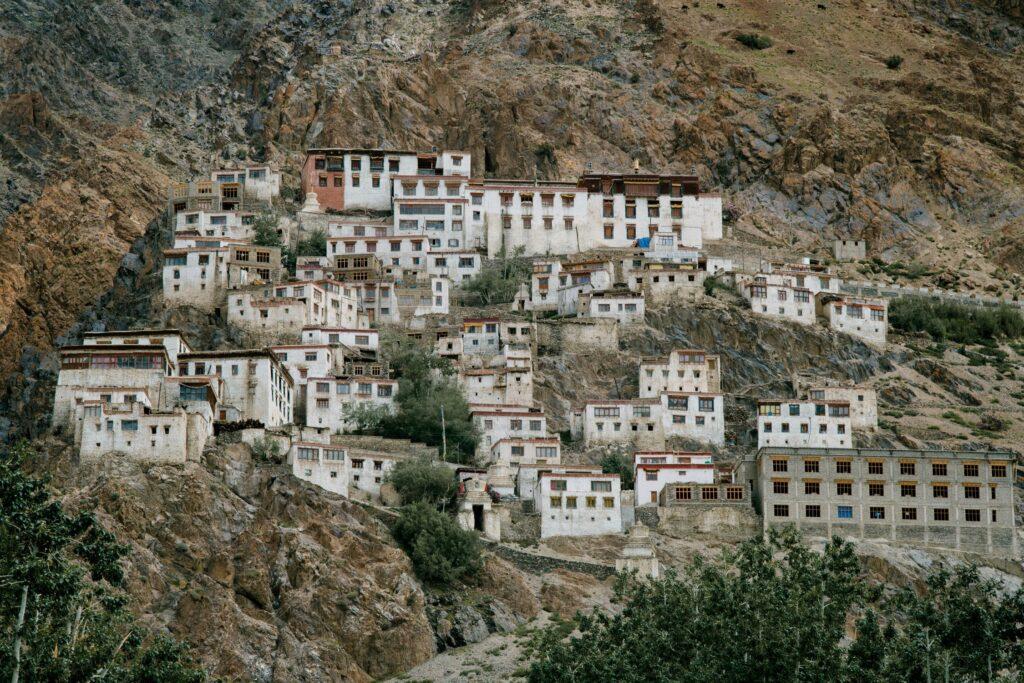 tibet muntain