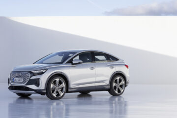 Audi Q4 E-TRON AND Q4 SPORTBACK E-TRON