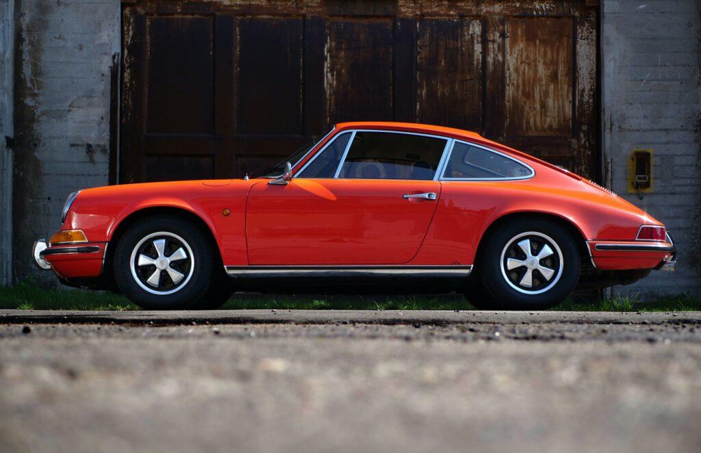 choosing a classic car
