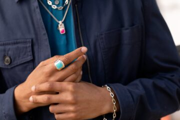 Guide to Men's Jewellery